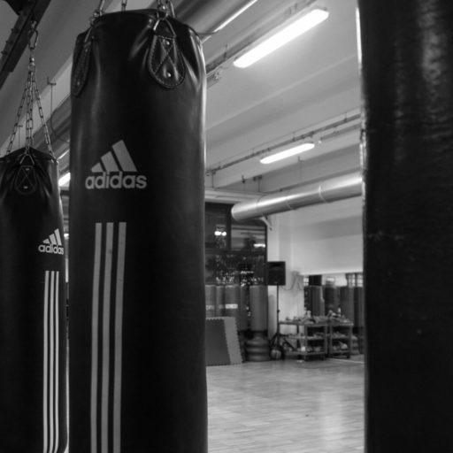 sala boxe